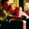bookblather: Richard Castle hugging his daughter Alexis. (warm fuzzies castle)