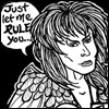 turtlesoup: Jareth the Goblin King makes Sarah an offer. (derivative work - fangirl things)