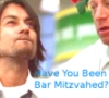 "seekingferret: Lester sneering at Jeff during a dreidel game, ""Have you been Bar Mitzvahed?"" (bar mitzvah)"