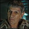 pantswarrior: Nimoy as Spock Prime in the new Star Trek (spock!prime)