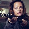 shanaqui: Ellen from Supernatural, with a gun. ((Ellen) Watch it)