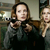 shanaqui: Ellen and Jo from Supernatural. ((EllenJo) Dream team)