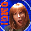 xparrot: Donna: OMG! (DW Donna OMG)