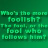 archersangel: (foolish)