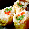 bossymarmalade: siu mai (egg tarts too please)