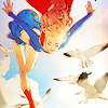 fratello: (supergirl - fly with birds)