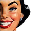 rusty76: 50's ad - manic grin (Default)