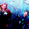 musesfool: Steve & Thor (valhalla i am coming!)