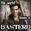 "nyssa23: Eli Roth as ""The Bear Jew,"" Inglourious Basterds (Inglourious Basterds: world <3s basterd)"