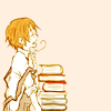 fwaooo: ([Hetalia] Italy - Carry On the Books)
