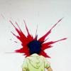 fwaooo: ([Bakemonogatari] Araragi - HEAD BOOM)
