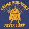 shrift: batman: crime fighters never sleep (crime fighters never sleep)