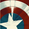 aithine: (Captain America's shield)