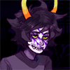 cmshaw: Homestuck: Gamzee will honk your shit up (motherfucking HONK)