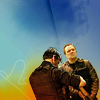 sasha_feather: McKay and Sheppard from Stargate: Atlantis (blue Mcshep)