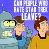 sasha_feather: Bender from Futurama and Star Trek people (Bender Rulz)