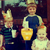 sasha_feather: me with my brothers in 1982 (family)