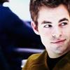 wendelah1: James Kirk, in profile (Kirk)