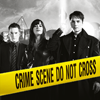 beatrice_otter: Torchwood team with crime scene tape (Torchwood)