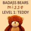 misse: (BadAssBears)