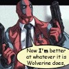 kijikun: (Deadpool- the best at whatever it is Wol)