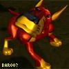 a1enzo: (Frisket: Baroo?)
