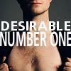 slashpervert: (Desirable Number One)