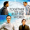 adena: (Erik/Charles - Rule the world)