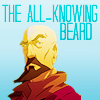 jeweledeyes: Tenzin (Legend of Korra) and the all-knowing beard (Tenzin beard)