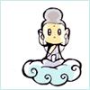 kaigou: (1 buddha ipod)