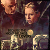 kenzier: // because the night belongs to us (spuffy)