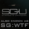 "stargate_schadenfreude: ""SGU: also known as SG: WTF"" (sgu:wtf)"