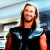 cluegirl: (Thor grin)