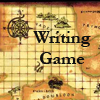 writinggame: Treasure map boardgame (treasure map)