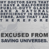 lillian13: (saving universes)