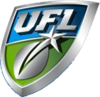 chris: United Football League logo (ufl)