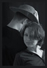 sofik: (me&yuka hat)