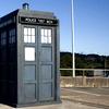 thefourthvine: The TARDIS.  (TARDIS)