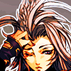 overlydramatic: kuja putting his hand to his head and one eye is closed (scratching my head)