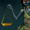 rev_marsh: Terezi dressed as blind justice, partial view (terezi scales)