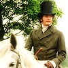mrsdarcy: Mr Darcy on his horse (Darcy & Gaul)