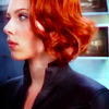 avengerswomen: profile shot of natasha romanov (Default)