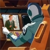no_catsuit_thanks: (Marissa armor and helmet rick rolled)