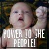 groovekittie: Power to the People! (Random - Power to the People)