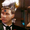 bossymarmalade: rimmer wears admiral hat at party (no stranger to the land of scoff)