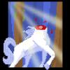 foxfirefey: A headless unicorn from Diesel Sweeties. (headless unicorn)