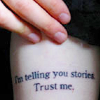 green_dreams: (telling stories - trust me)