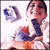 bossymarmalade: miss madhuri loves television (it makes my heart feel good!!)