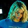 pinkandyellow: (Face Down Blue Shirt Great Hair)