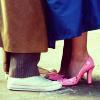 pinkandyellow: (Shoes!)